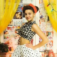 Пин-ап :: Анастасия Ткаченко