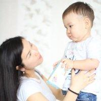 мама и малыш :: Assel Baluanova