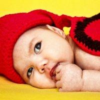 Фотосъемка новорожденных :: Ольга Журавлева