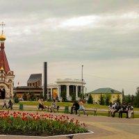Был выходной и было лето......... :: Андрей Ванин