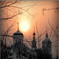 Вечер в январе! :: Владимир Шошин
