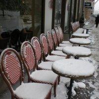 В гостях у Зимы :: Алёна Савина