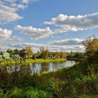 Торжок - городок на Тверце :: Galina