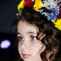 Маленькая украиночка :: Екатерина Шинкаренко