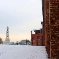 Стены Коломенского кремля :: Александра