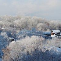 зима в октябре :: Яна Сюткина
