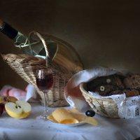 Завтрак с фруктовым хлебом :: lady-viola2014 -