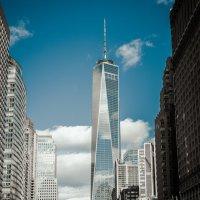 Новый Всемирный Торговый Центр :: Сергей Вахов