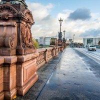 Мост через Шпрее :: Александр Бритшев