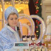 """""""Гумовская"""" Снегурочка :: Татьяна Латышева"""