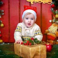 Помощник деда Мороза :: Олеся (Лесика) Касьянова
