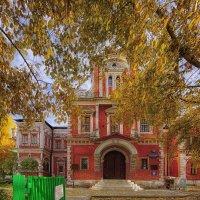 Палаты Аверкия Кириллова :: mila