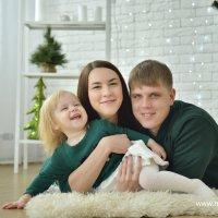 веселая семья :: Надежда Пляскина