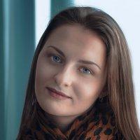 портрет девушки :: Андрей Пашков