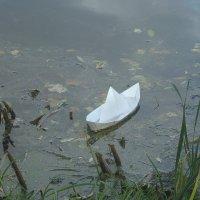 Пристают кораблики к берегу Мечты... :: Tatiana Markova