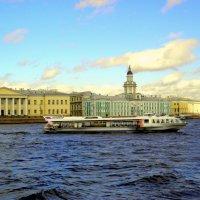 В Ст.-Петербурге. :: Елена