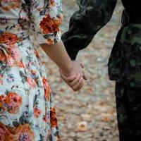 рука в руке - это важно :: Анастасия Матвиец