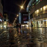 вечерний  мокрый город... :: igor G.