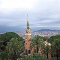 Барселона Парк Гуэля :: Swetlana V