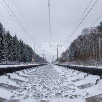 Железная дорога :: Максим Рублев