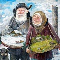 Чудесные картинки уральских художников. :: Борис Соловьев