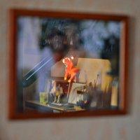 отражение... :: Диана