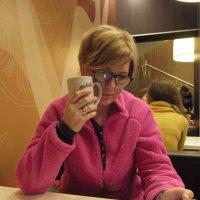 Мак кафе :: Yulia Sherstyuk