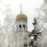 колокольня Иверского женского монастыря :: Ирина ***