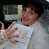 Невеста :: Марина Пономарева