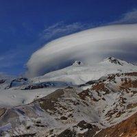 Вершина близко... 3900 над землёй :: M Marikfoto