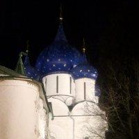 Ночной Рождественский собор. Суздаль :: Александра