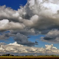 Ворочились с ворчаньем облака... :: Лесо-Вед (Баранов)