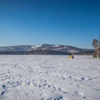 Панорама Вишнёвых гор... :: игорь козельцев