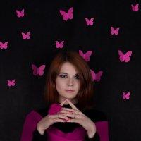 Бабочки :: Анастасия Заплатина