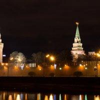 У стен кремля! :: Alex Bush