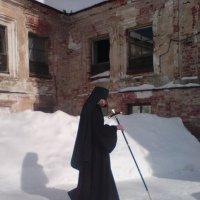 Монах :: Виктор Никитенко