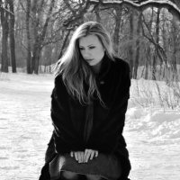 Заблудшая :: Вероника Подрезова