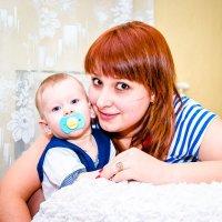 малыш и мама :: Ольга Кошевая