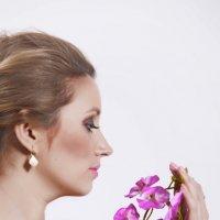 орхидея :: Светлана Мокан