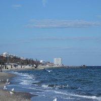 13 фонтана Одесса в ноябре :: Татьяна Счастливая