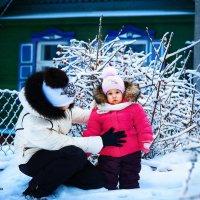 зимушка-зима :: Евгения Клепинина