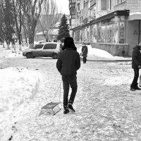 Каникулы :: Максим Горбунов
