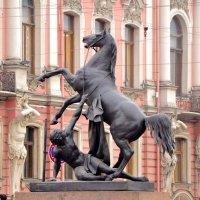 Питерские кони :: Валерий Пегушев