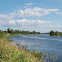 Река Мегрега :: Алексей К