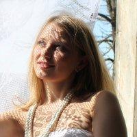 солнечное кружево :: Анастасия