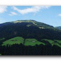 Деревня в Альпах :: Михаил Новиков