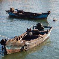Лодки :: Василий Слободенюк