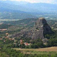 Фессалийская долина, Метеоры, Греция :: галина северинова