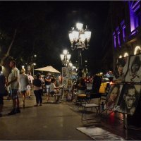 Барселонские картинки :: Leonid Korenfeld