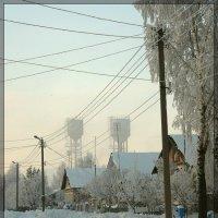 Зима в деревне :: Сергей